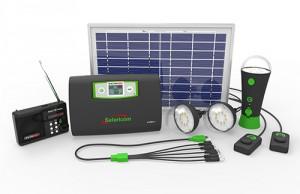 MKOPA Solar Home System